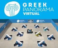 Virtual Greek Panorama Focused on Green  & wellness Tourism event