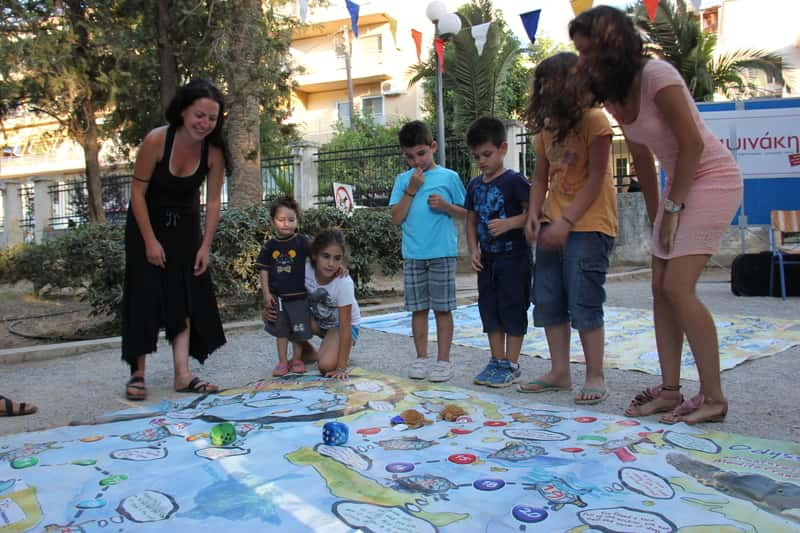 Kid Friendly activities Rethymno