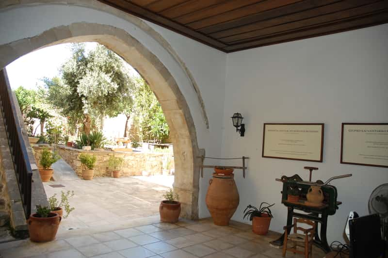 History and Folk Art Museum of Rethymnon