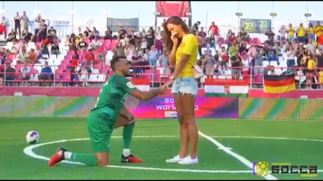 Socca World Cup 2019wedding proposal.jpg